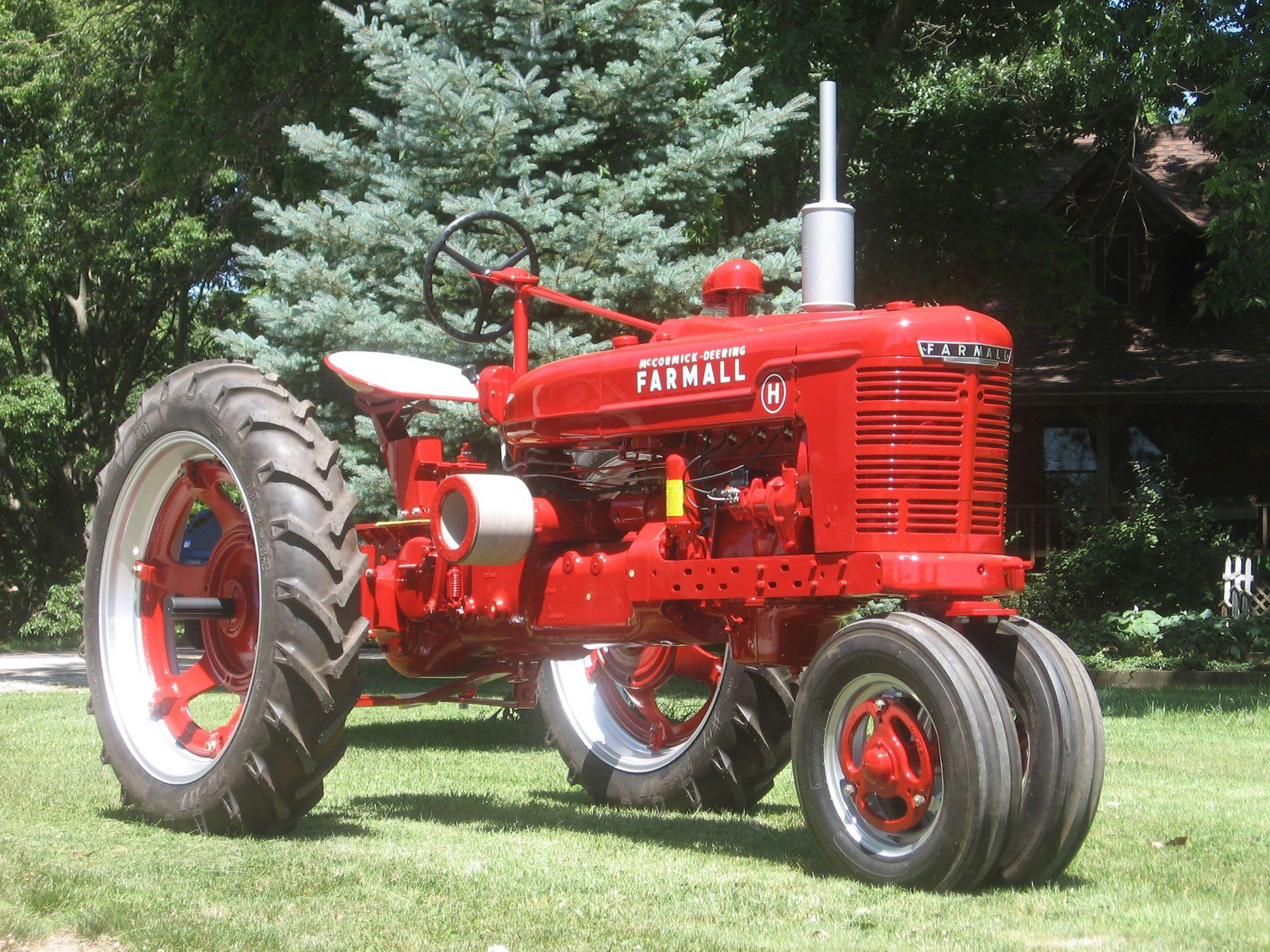 1939 tractors | 1939 Farmall H/1939 Farmall H 6.JPG Farmall Tractors,