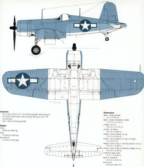 F4U Corsair | aviões | Pinterest | Avión