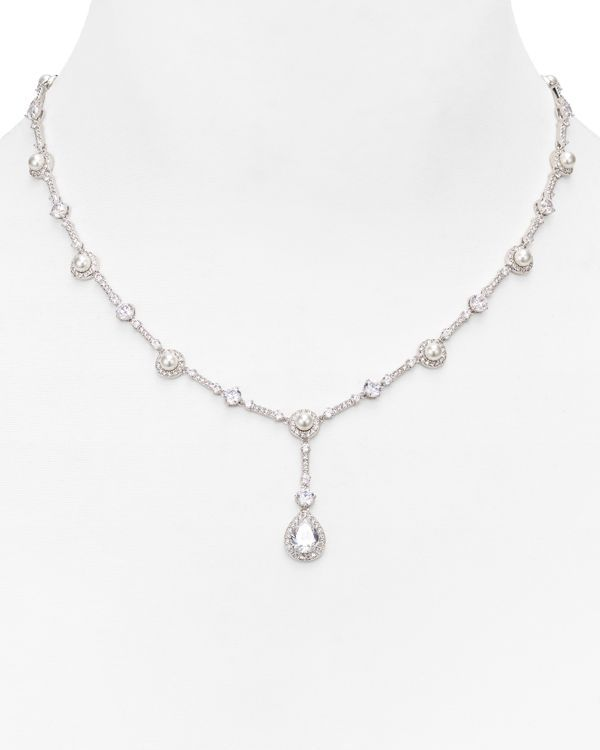 Nadri Tennis Necklace 17 Wedding Jewelry Pinterest Tennis