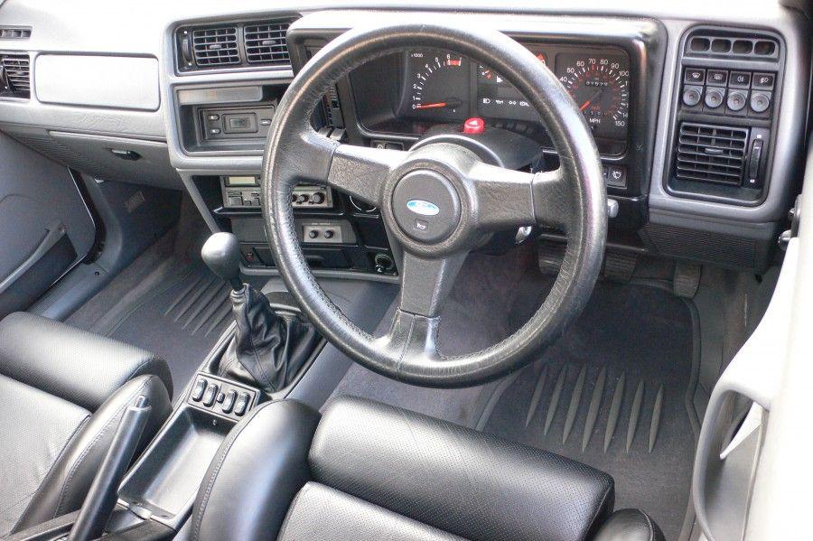 Ford Sierra Xr 4x4 Ford Sierra Ford Ford Rs