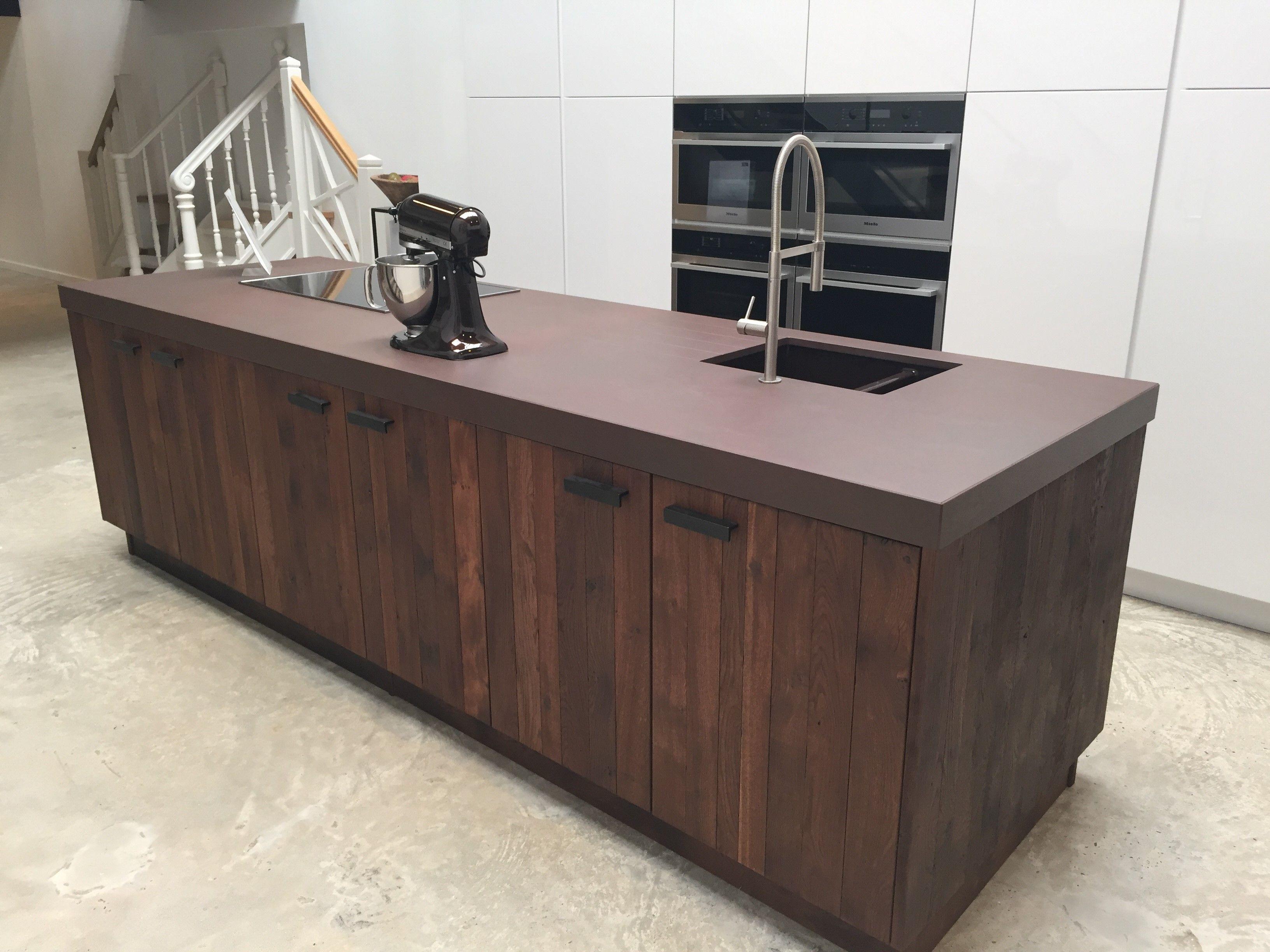 dekton kadum island kitchentop by freja home styling dekton