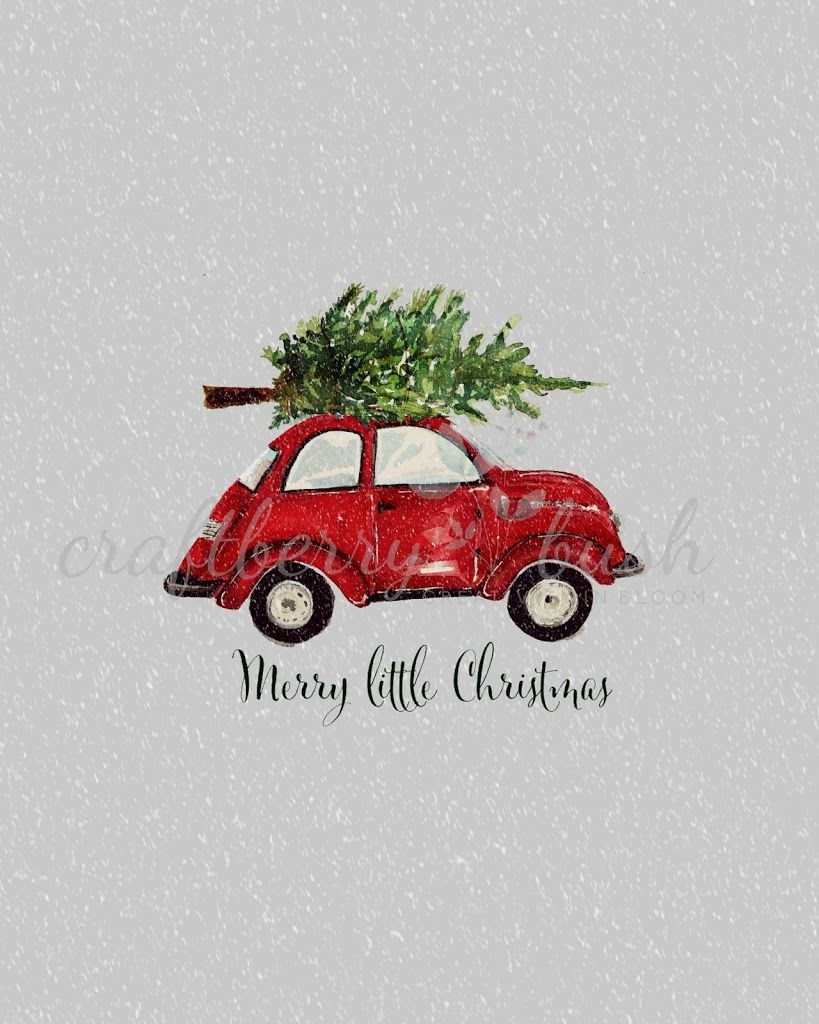Red christmas buggy printable recepten pinterest beautiful