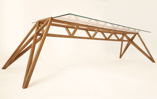 Ponte Table by Strala - Design Milk