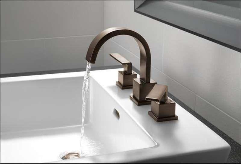 Best Bathroom Faucet Finishes Dengan Gambar