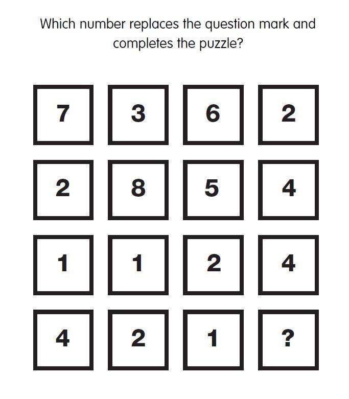 Pin on IQ Test
