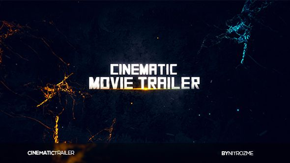 Movie Trailer Movie Trailers Videohive After Effects