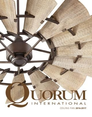 Quorum Ceiling Fans 2016 Indoor Ceiling Fans 2016 Fans In