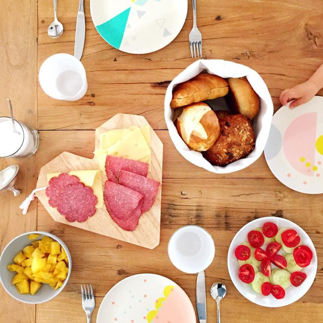 Richtig Tisch Decken: Gäste Empfangen - Gedeckter Tisch