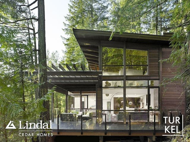 Turkel Design photo gallery of Lindal Cedar Homes | Ranch of Dreams on linda l cedar homes, dwell prefab homes, turkel prefab homes,