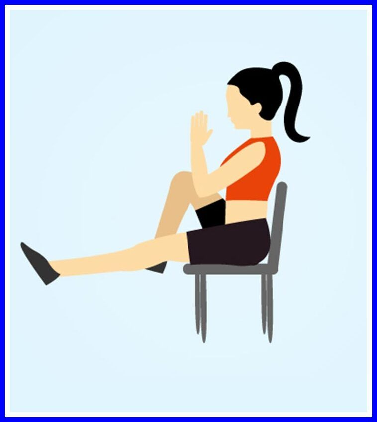 86 Reference Of Chair Exercises Clipart Chair Exercises Exercise Cardio Workout