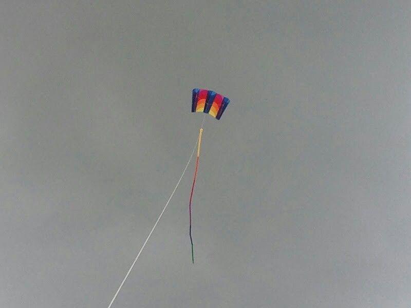 Wolkensturmer powersled, Wibo's Kites