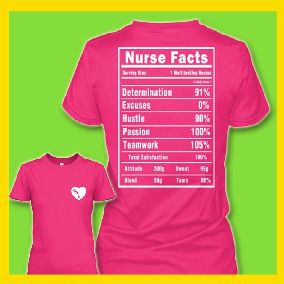 For nurses only