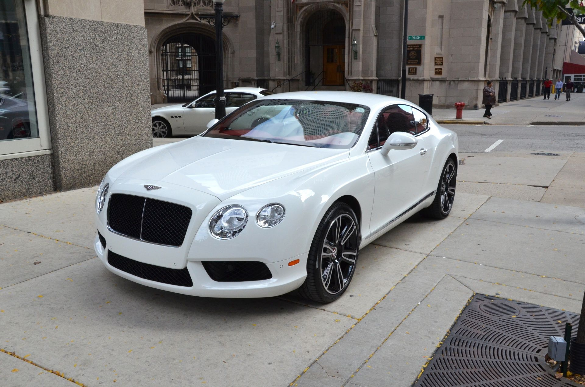 2013 Bentley Continental GT V8 Cars & Bikes
