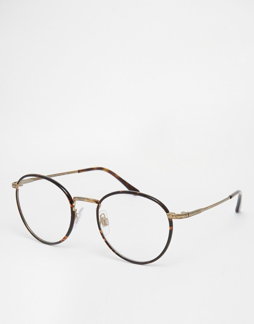 5cbab7221ba Polo Ralph Lauren Round Glasses