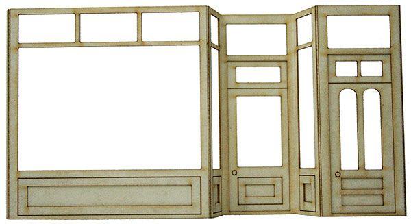 storefront concept for Denton Better Block