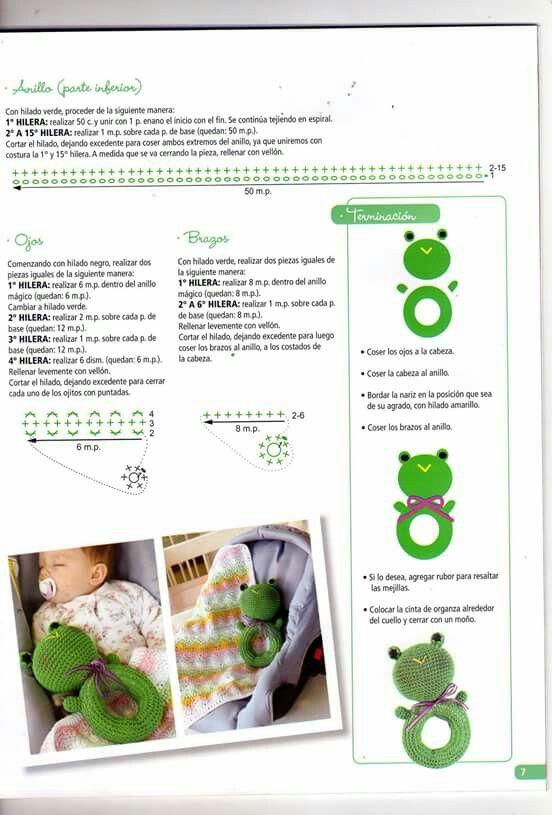 Crochet mantas para bebés 5 | accesorios tejidos | Pinterest ...