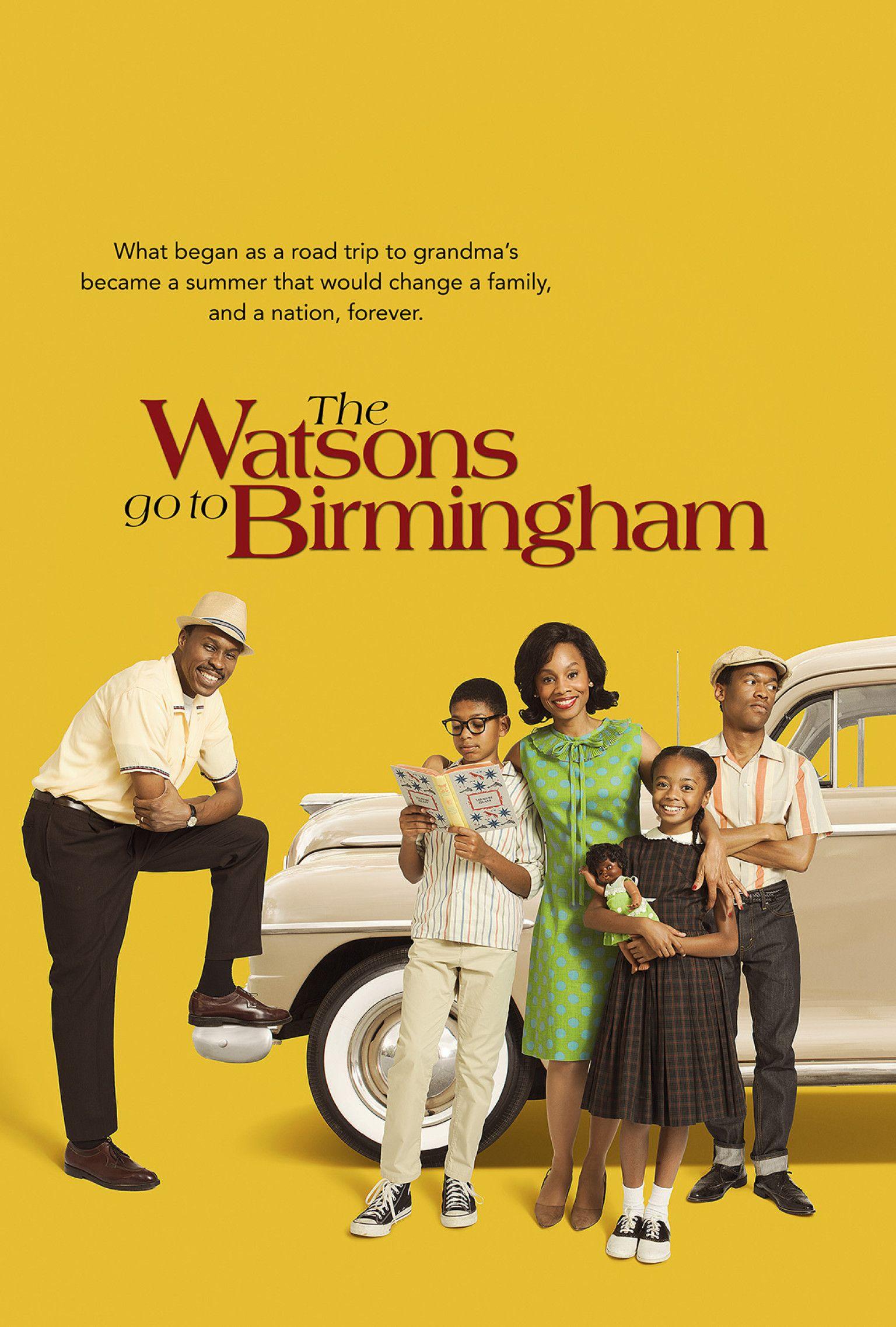 Sneak Peek The Watsons Go To Birmingham Family Movies Hallmark Channel Movie Tv