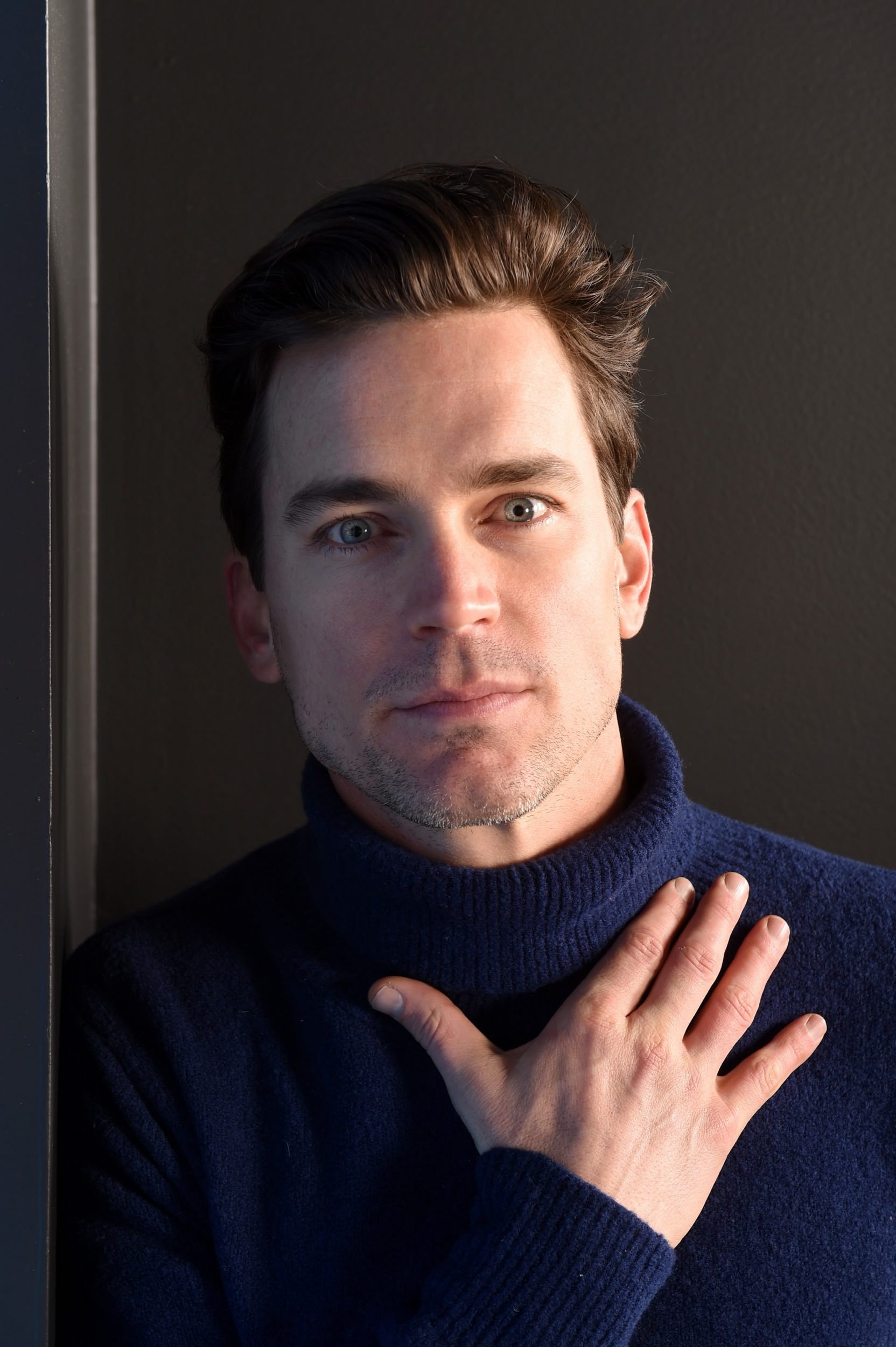 Matt Bomer at Sundance...