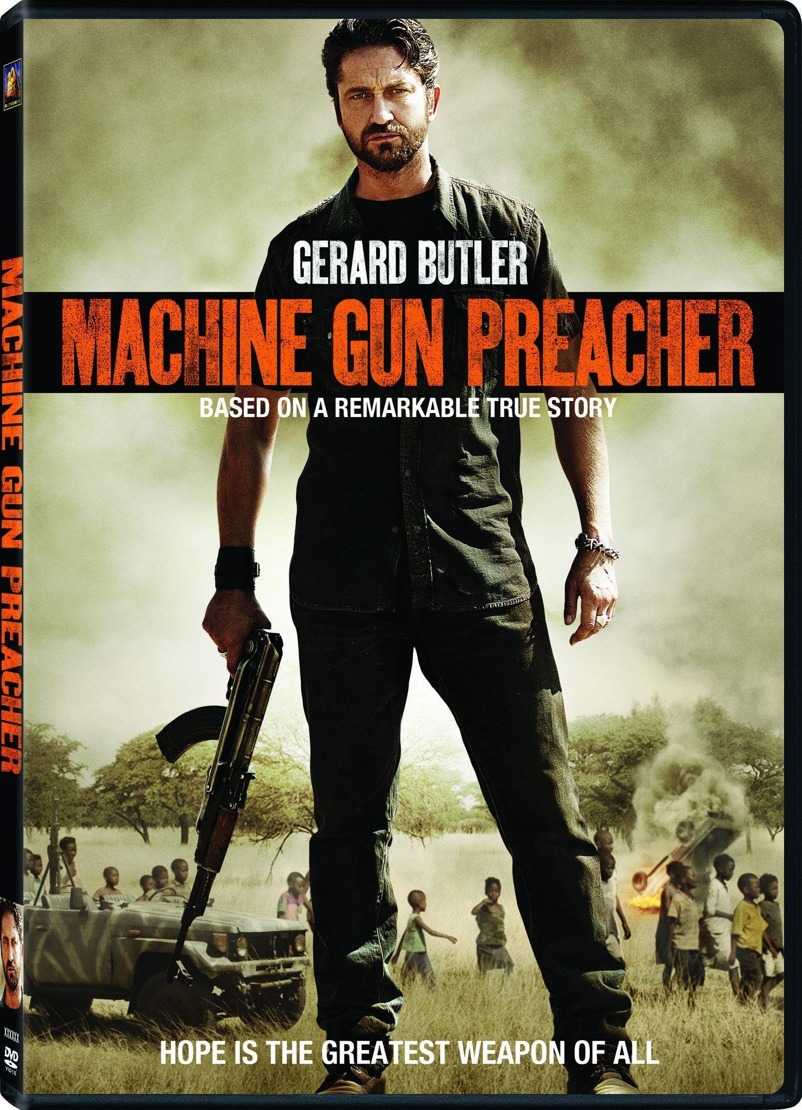 Machine Gun Preacher Machine Gun Preacher 2011 Gerry Movies