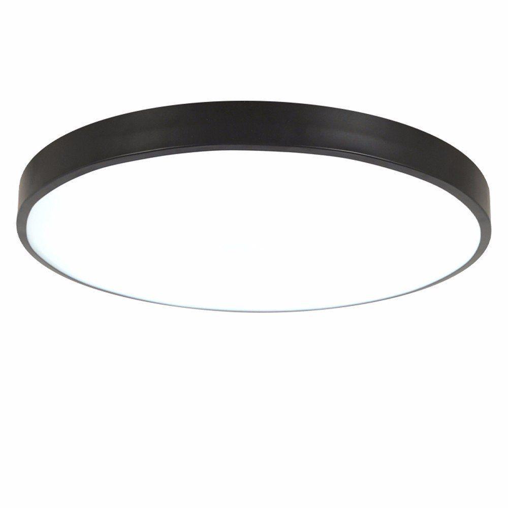 PANNN Runde Deckenlampe Ultra Dünne LED Deckenleuchte Modern Einfachheit  Pendelleuchte Stärke 5 Cm Kinder Deckenlampe