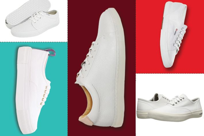 2c38bd700f The Best White Sneakers to Get Men, According to a White-Sneaker ...