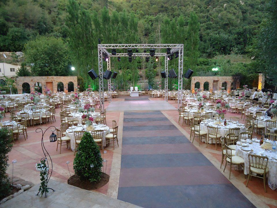River Garden Wedding Venue Lebanoned L