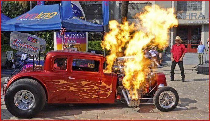 Texas Style Bbq Custom Muscle Cars Hot Rods Cars Hot Rod Trucks
