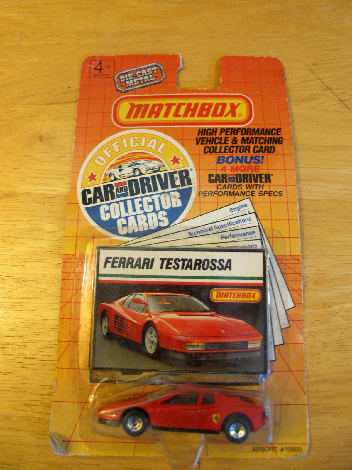 2018 ferrari testarossa. simple ferrari awesome great matchbox vintage 1986 ferrari testarossa red in box very rare  2018 on ferrari testarossa