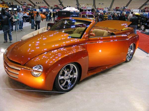 Chevrolet Ssr Chevy Ssr Chevrolet Ssr Chevrolet