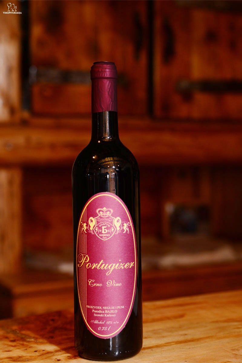 Vino Pivo Rakija Wine Bottle Alcoholic Drinks Wine