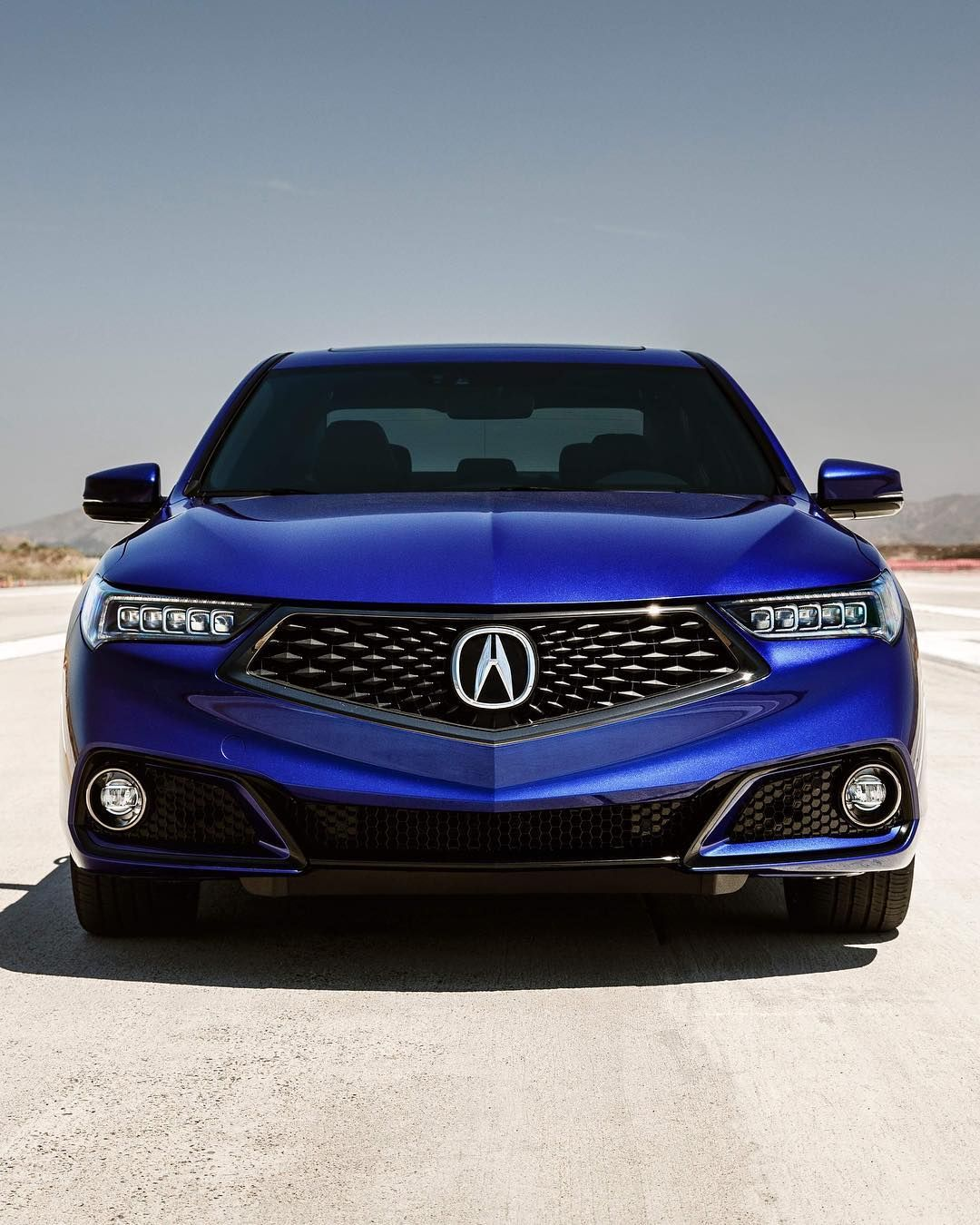 Acura. Behind The Badge On The #acura #TLX A-Spec Is A