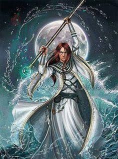 celtic myths about storms