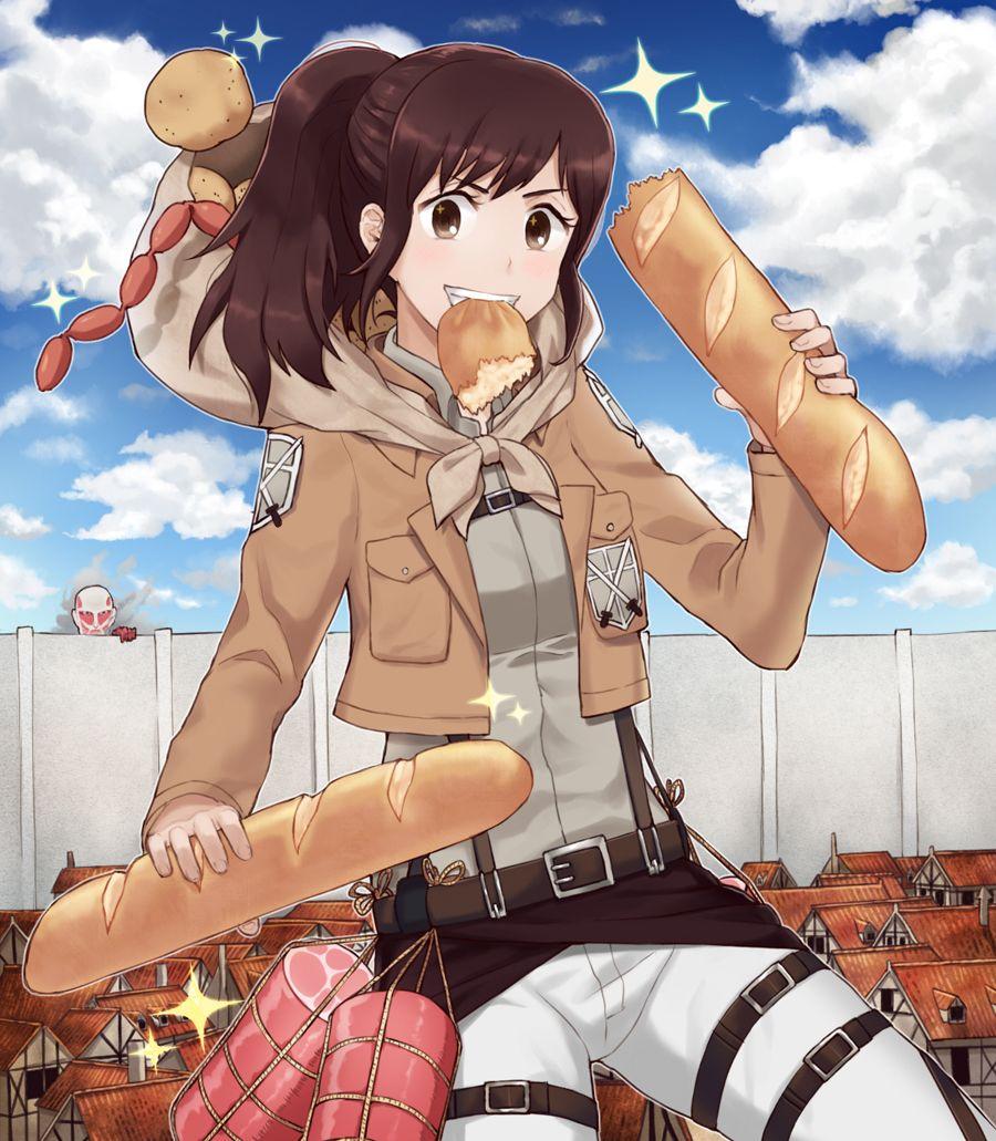 Sasha Braus (potato girl!)