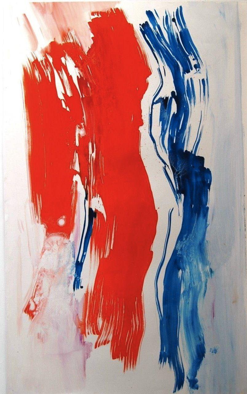 Ana Sério Floresta Submersa, 2015, 140x87cm #AnaSério #Artist #Art #Oil #Painting #Color #Portugal #Gallery #SaoMamede #Artwork