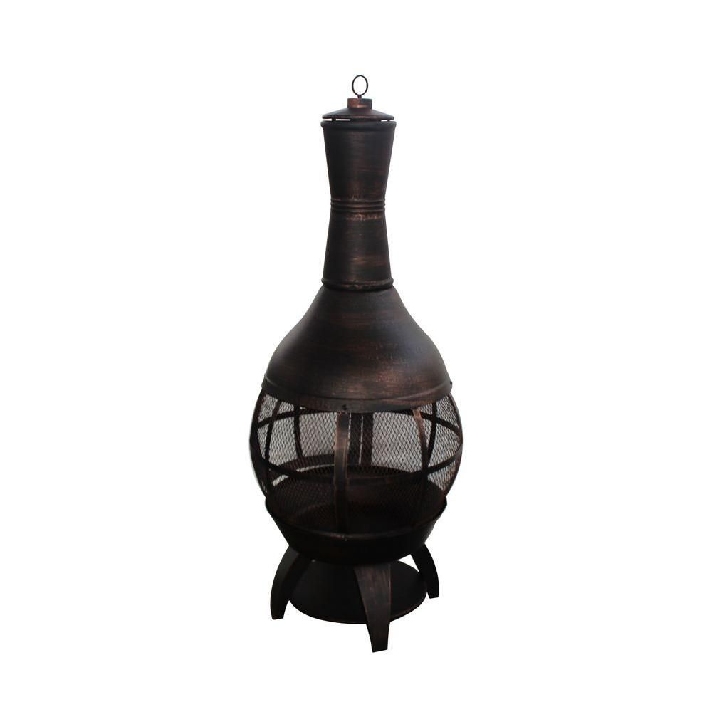 The 7 Best Chimineas Of 2020 In 2020 Hampton Bay Outdoor Heating Outdoor