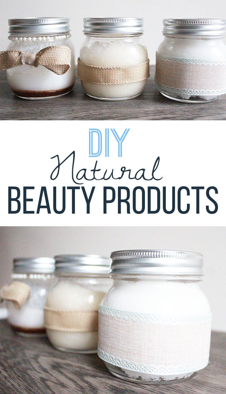 Photo of DIY Natural Beauty Products (Body scrub, face and hair mask)