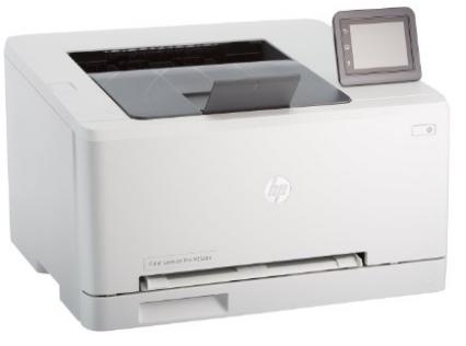 Hp Laserjet Pro M252dw Wireless Color Printer B4a22a Laser Printer Color Printer Printer