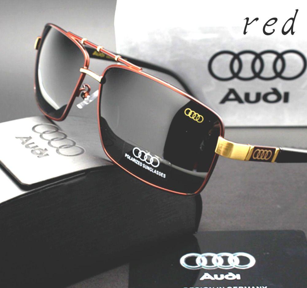 Audi Q7 Quatt Gafas De Sol Hombre Polarizadas Y 100 Uv400 Negocios O Paking Gafas De Sol Aviador Gafas De Sol Gafas Para Hombre