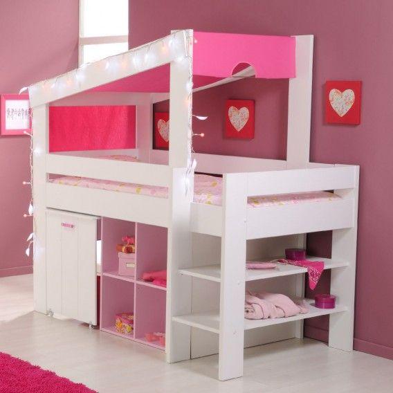 Parisot Meubles Funktionsbett Fur Ein Modernes Kinderzimmer