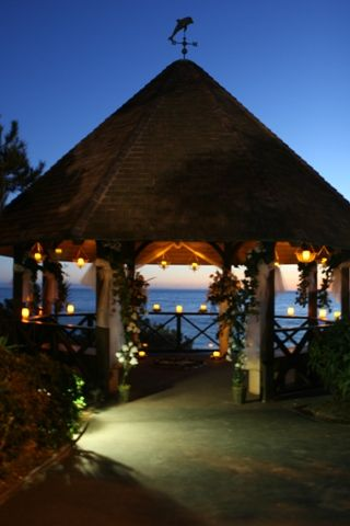 This Gazebo Is In Heisler Park Laguna Beach It Has An Amazing View Over