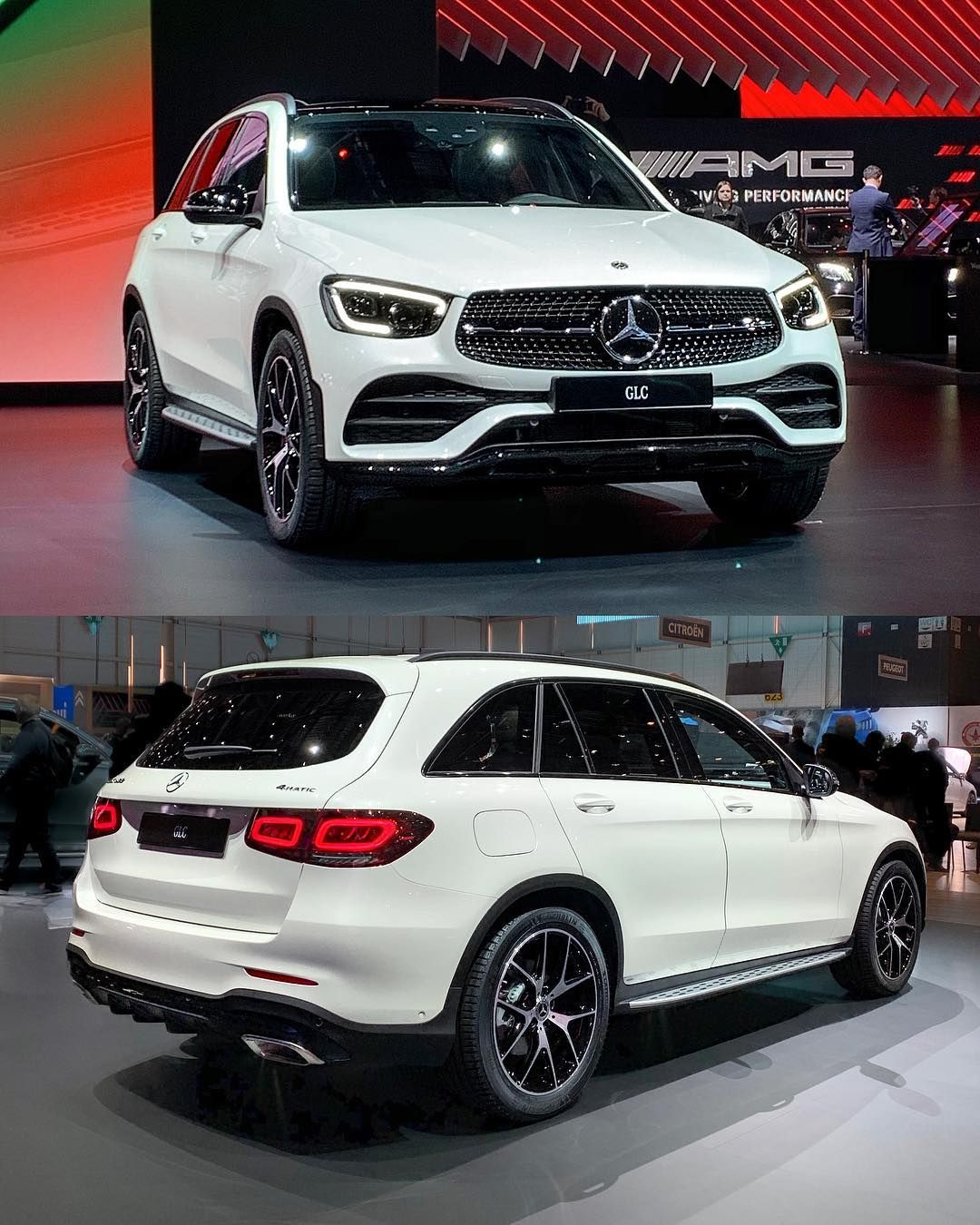 2019 Mercedes-AMG GLC Class | vision board | Mercedes benz suv