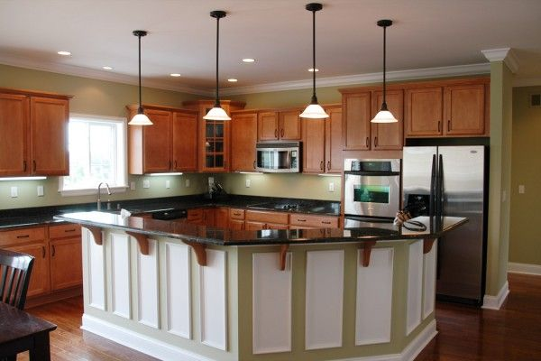 Kitchen Nice Kitchens And Farmhouse Kitchen Island Ideas With A Brilliant  Design Inspiration To Make Your