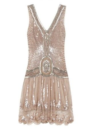 Party Dresses High Street Designer Dresses To Hit The Dance Floor In Fashion Flapper Dress 1920s Fashion