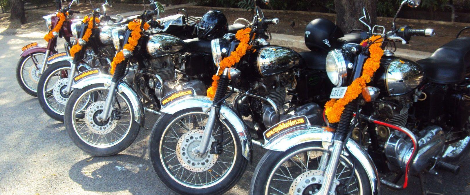Royal Enfield Trip To Nepal Rajasthan Tour Travel India
