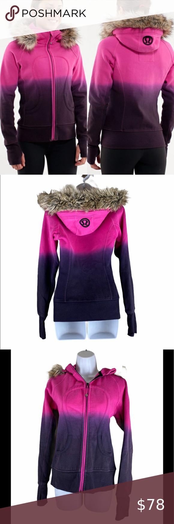 Lululemon Limited Edition Scuba Hoodie Tie Dye 6 Clothes Design Hoodies Fashion [ 1740 x 580 Pixel ]