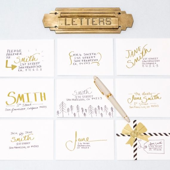 artful envelopes to light up your holiday season spend some time this cozy weekend to send some heartfelt holiday mail and make it personal with these