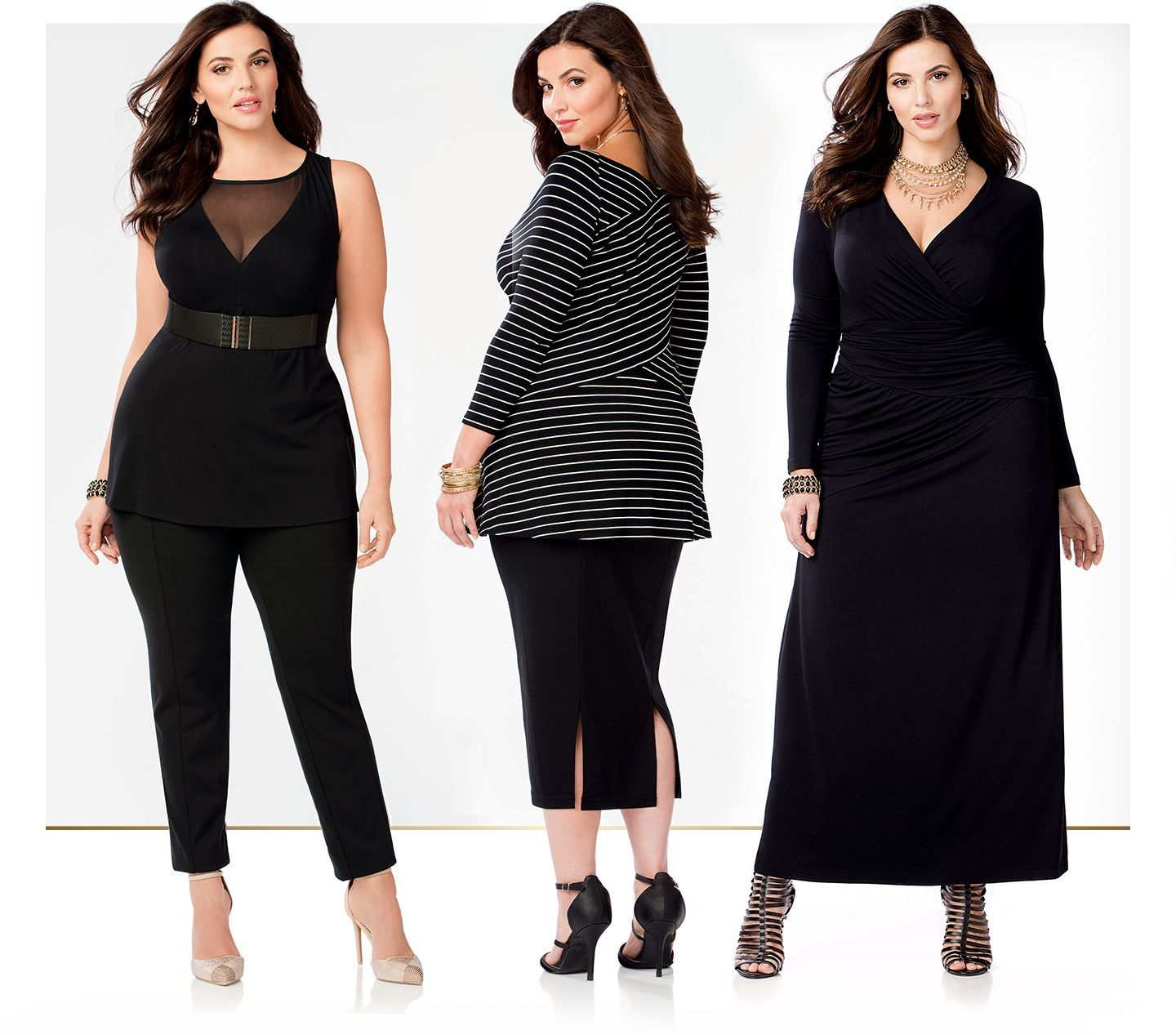 c3d5c814ae8 Curvy Collection - Extended Plus Size Clothing