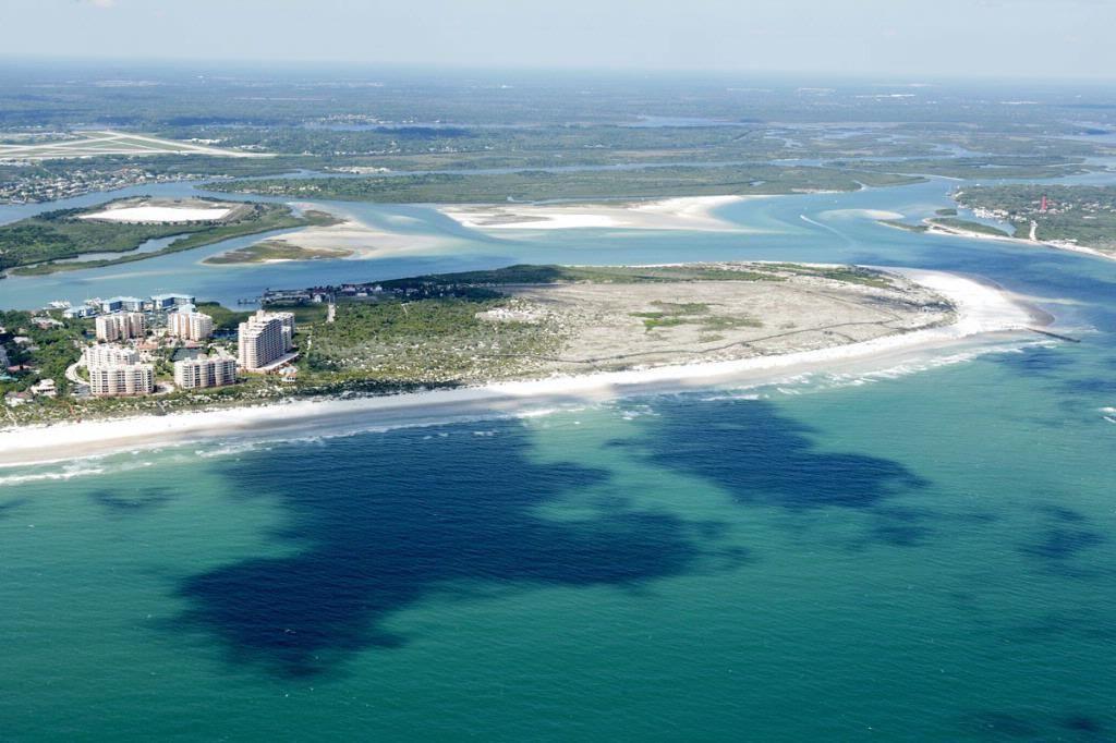 Ponce De Leon Inlet New Smyrna Beach Florida