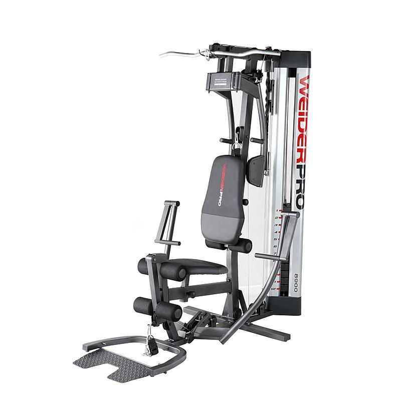 Weider   006 14923 000   Pro 8900 Weight System | Sears Outlet