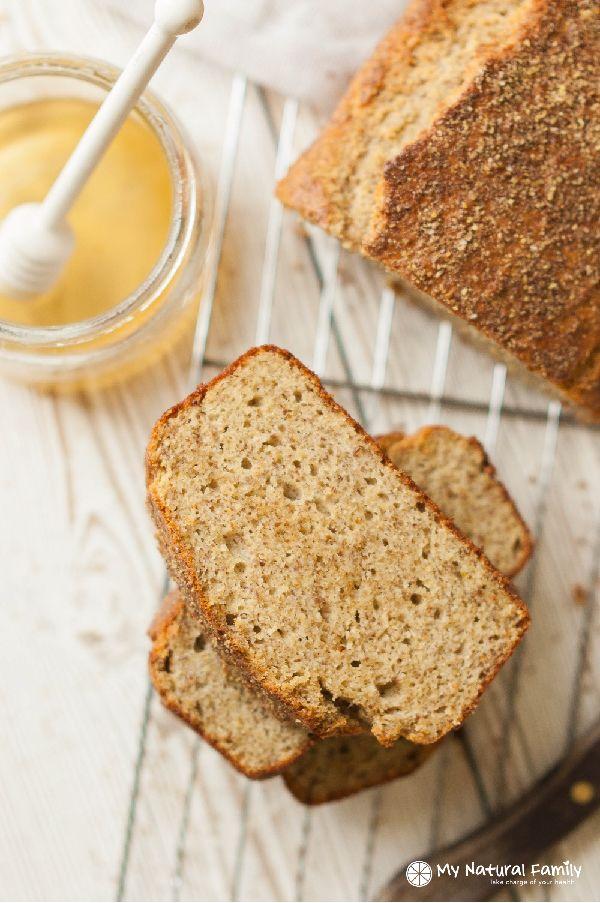 Paleo Coconut Flour Bread Recipe Paleo Coconut Flour Bread